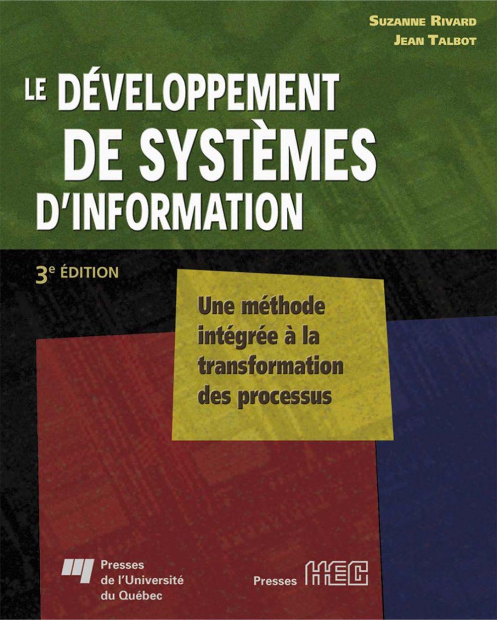 Développement de systèmes d'information