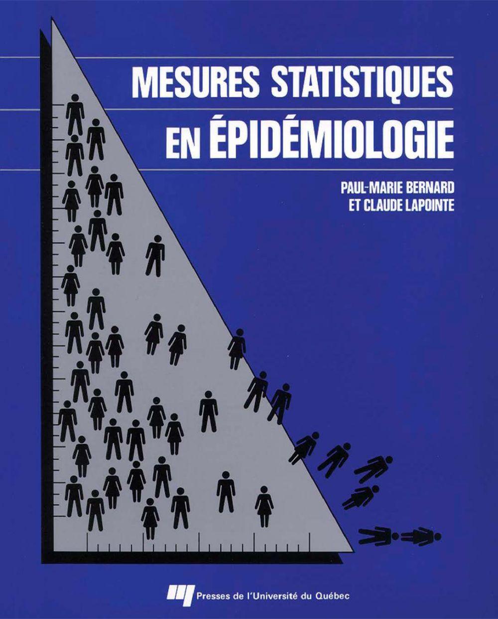 Mesures statistiques en épidémiologie