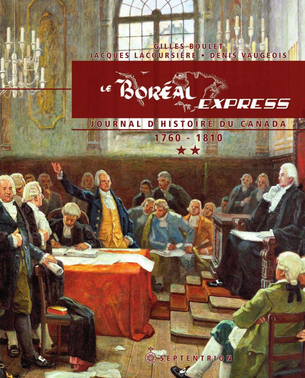 Le Boréal Express 1760-1810