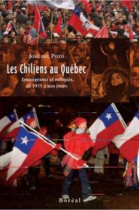 Les Chiliens au Québec