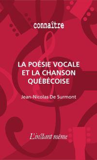 La poésie vocale et la chan...