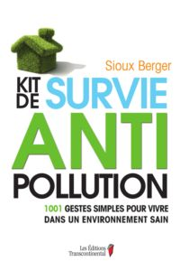 Kit de survie antipollution