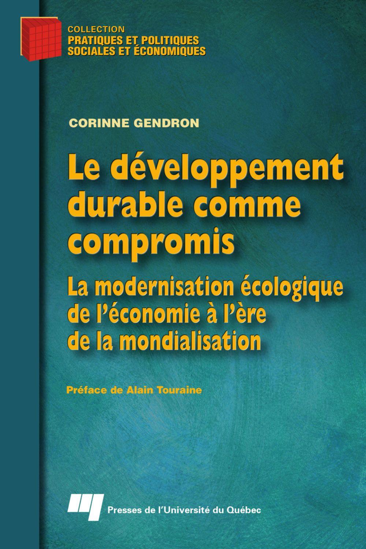 Le développement durable comme compromis