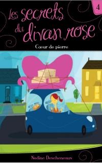 Les secrets du divan rose tome 4 - Coeur de pierre
