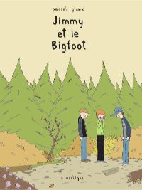 Jimmy et le Big foot