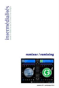 Intermédialités. No 23, Printemps 2014