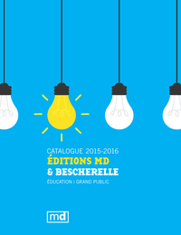 Éditions MD - Catalogue 2015-2016