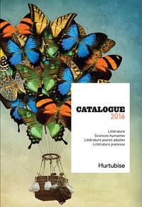 Hurtubise - Catalogue 2016