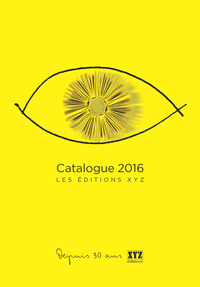 XYZ - Catalogue 2016