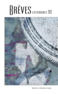 Image de couverture (Brèves littéraires. No. 92,  2016)