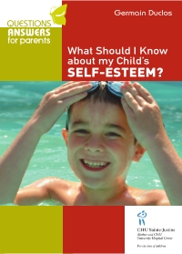 Image de couverture (What Should I Know About my Child's Self-Esteem?)