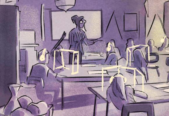 L'école à l'étude