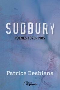Sudbury (poèmes 1979-1985)