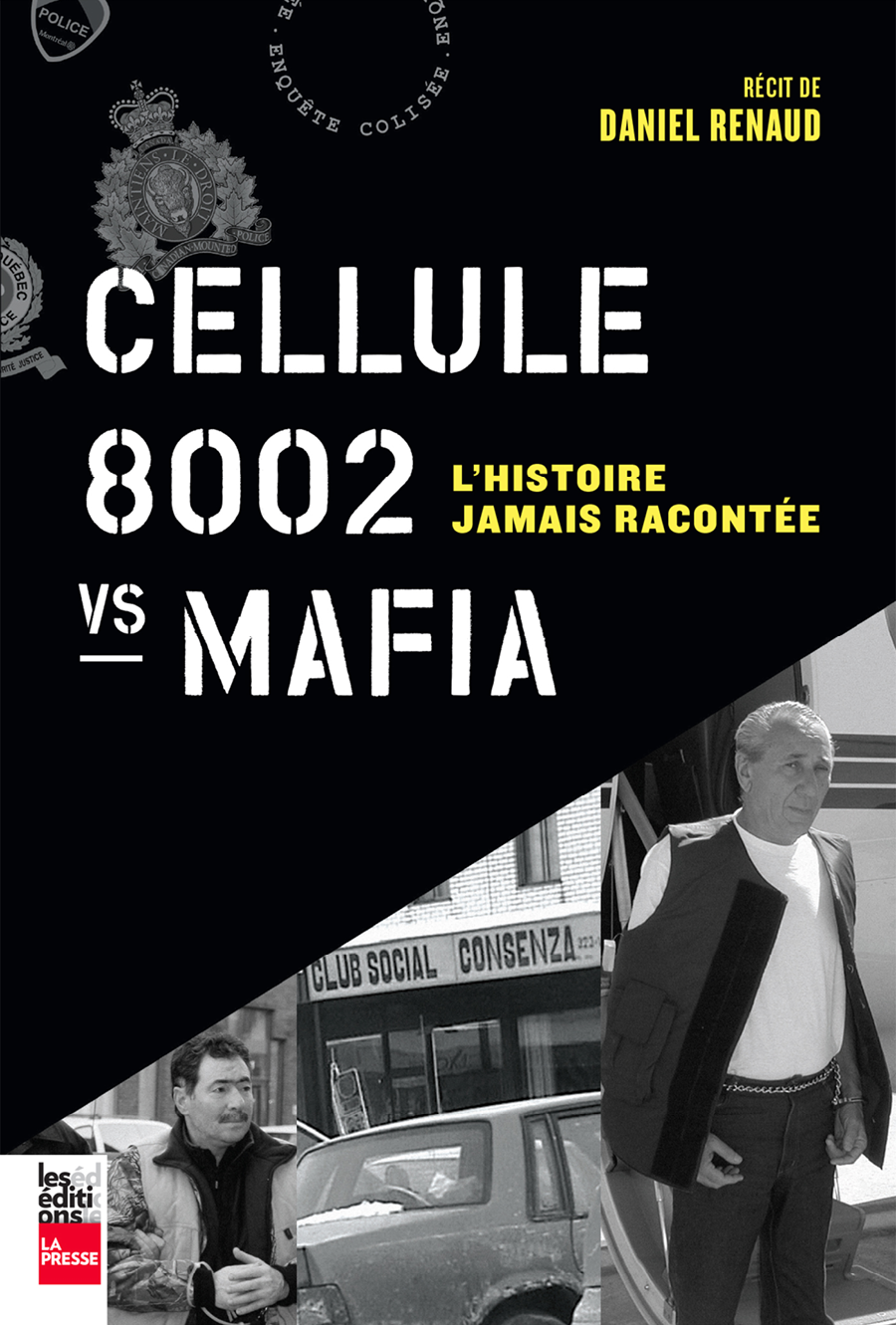 Cellule 8002 vs mafia