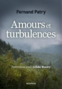 Image de couverture (Amours et turbulences)