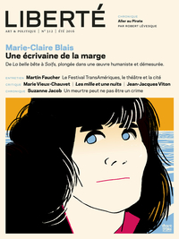 Revue Liberté 312 - Marie-C...