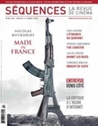 Séquences : la revue de cinéma. No. 302, Mai 2016