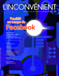Image de couverture (L'Inconvénient. No. 64, Printemps 2016)