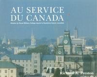 Au service du Canada
