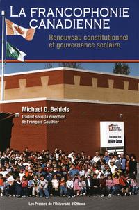 La Francophonie canadienne