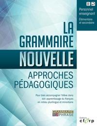 La grammaire nouvelle : app...