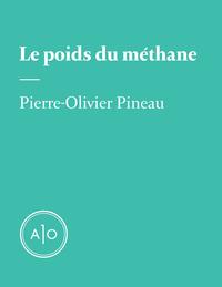 Le poids du méthane