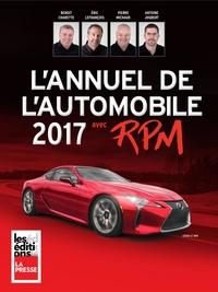 L'annuel de l'automobile 2017 avec RPM