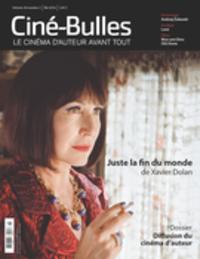 Ciné-Bulles. Vol. 34 No. 3, Été 2016