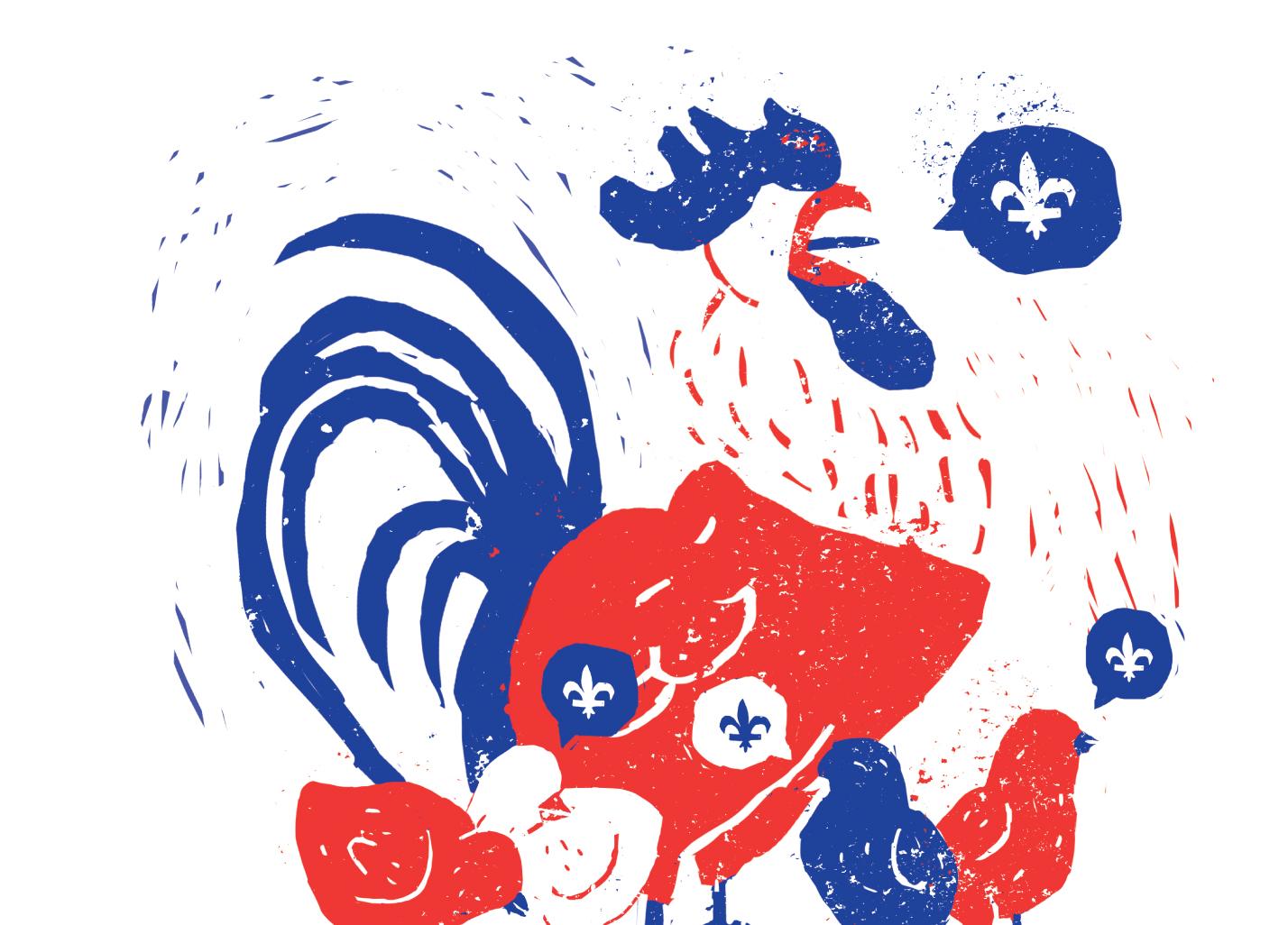De la montréalisation du migrant français