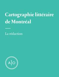 Cartographie littéraire