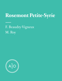 Rosemont Petite-Syrie