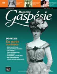 Magazine Gaspésie. Vol. 53 ...