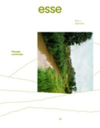 Image de couverture (esse arts + opinions. No. 88, Automne 2016)