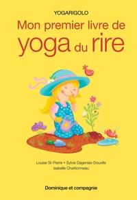 Mon premier livre de yoga d...