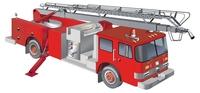 camion d'incendie