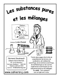 Les substances pures et les...