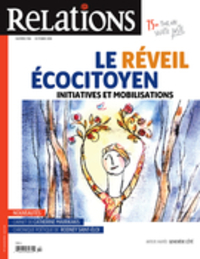 Image de couverture (Relations. No. 786, Septembre-Octobre 2016)