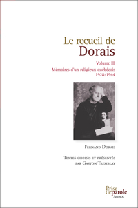 Le recueil de Dorais, vol.3