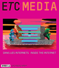 Image de couverture (ETC MEDIA. No. 108, Été 2016)