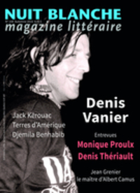 Nuit blanche, magazine littéraire. No. 144, Automne 2016