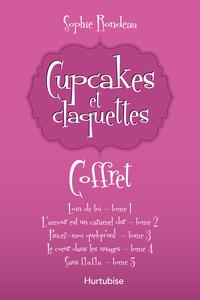 Cupcakes et claquettes - Coffret
