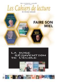 Les Cahiers de lecture de L'Action nationale. Vol. 11 No. 1, Automne 2016