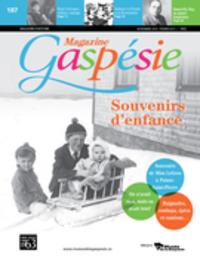 Magazine Gaspésie. Vol. 53 No. 3, Novembre-Février 2016-2017