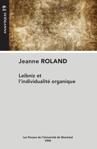 Leibniz et l'individualité ...