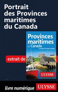 Portrait des Provinces maritimes du Canada