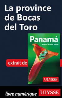 La province de Bocas del Toro