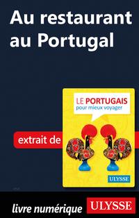 Au restaurant au Portugal (...