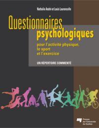 Questionnaires psychologiqu...