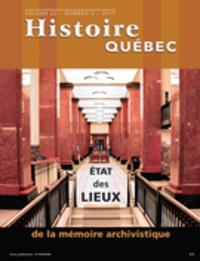 Histoire Québec. Vol. 22 No. 3,  2017