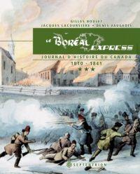Le Boréal Express 1810-1841
